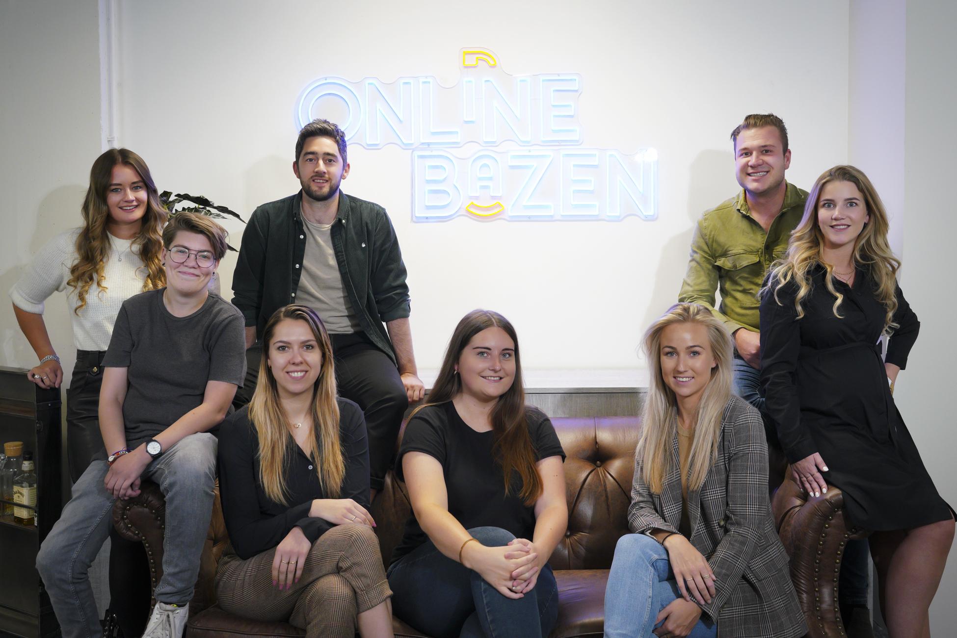 Online Bazen team
